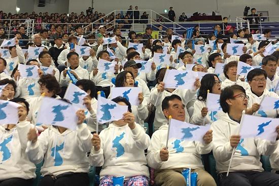 강릉-우리는하나-응원열기.JPG