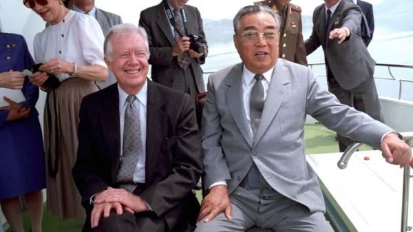 김일성주석과 지미 카터 미대통령.jpg